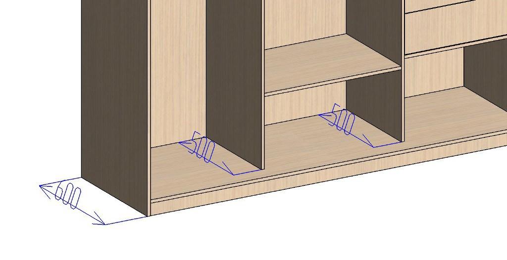Раздвижные двери в встроенный шкаф своими руками фото 352