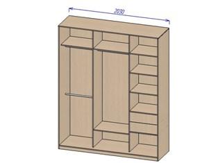 Вариант 2 — корпусный шкаф купе своими руками (фото)