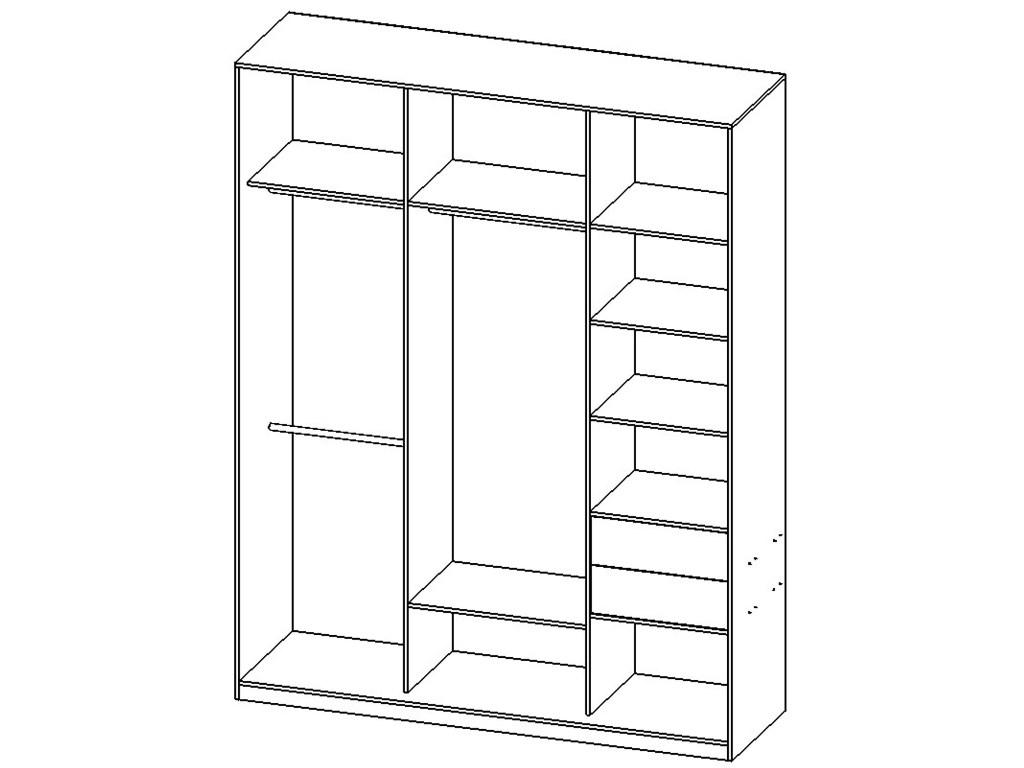 Как сделать шкаф купе своими руками в домашних условиях фото и чертежи 54