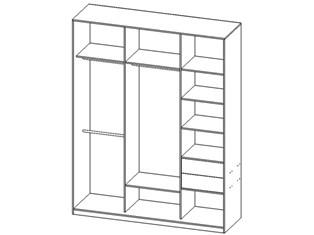Изготовление корпусного шкафа купе своими руками чертеж